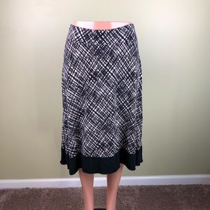 LOFT Ann Taylor Skirt Size Medium